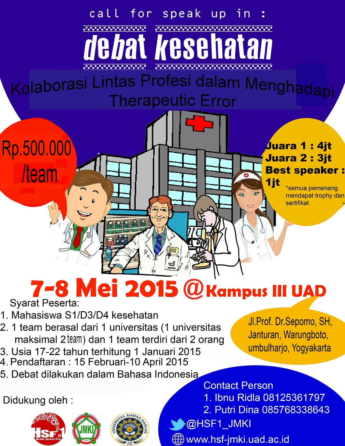 Picsart 1422375813575 Health Student Fair